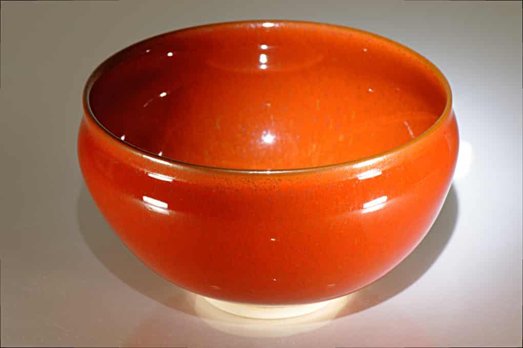Men Kaki (cà chua đỏ). Ảnh: ceramicdesign.org