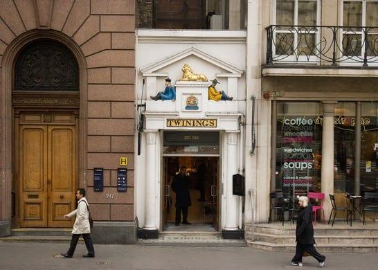 Twinings – hãng trà lâu đời nhất Anh Quốc