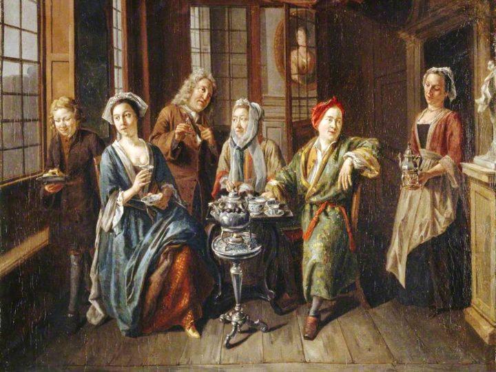 Lý do khiến nước Anh trở thành quốc gia 'cuồng' uống trà