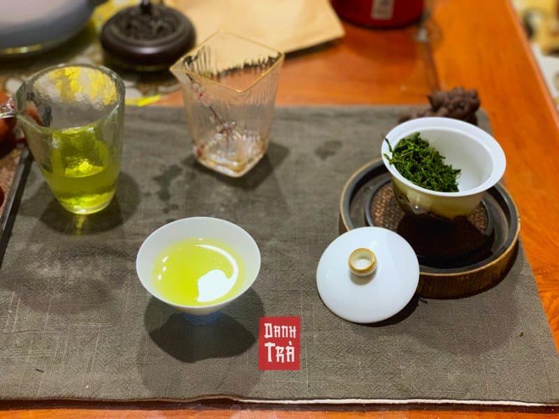 trà xanh, lục trà, trà thái nguyên, chè thái nguyên, chè xanh