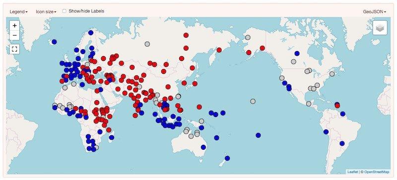 Từ 'trà' của nhiều quốc gia bắt nguồn từ đâu 1