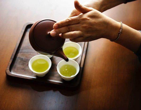 trà xanh, trà thái nguyên, trà bắc, chè thái nguyên