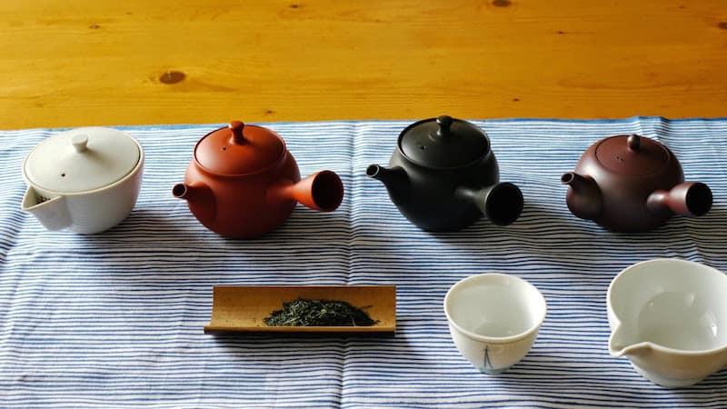 ấm trà, ấm nhật