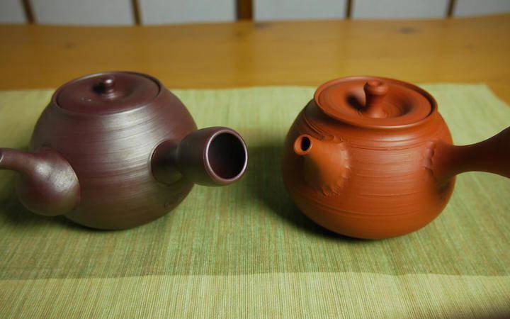 Ấm Tokoname Yaki và khả năng thay đổi hương vị trà
