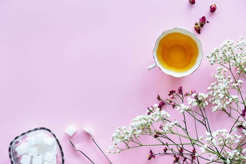 trà, tách trà, trà thảo mộc