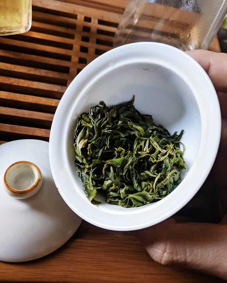 trà xanh, trà thái nguyên