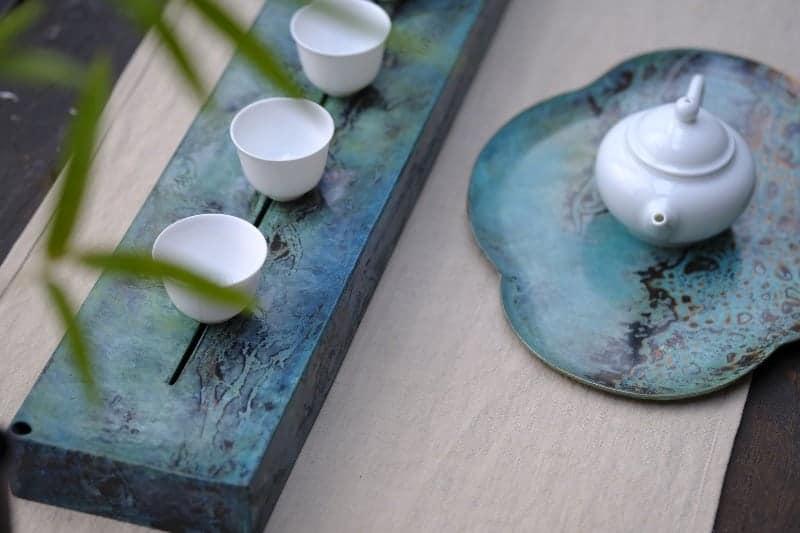 trà xanh, trà giảm cân, trà thái nguyên, ấm trà