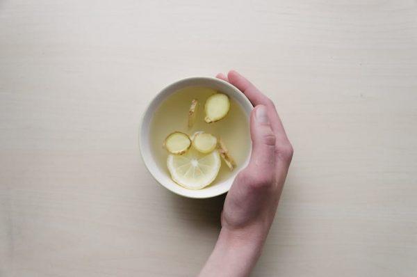 trà gừng, trà gừng mật ong, cách nấu trà gừng, cách pha trà gừng