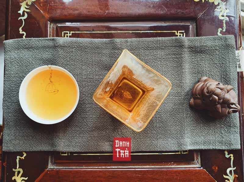 hồng trà, trà đen, vũ di,