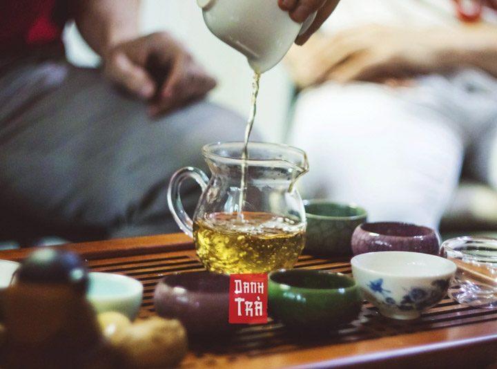 Tại sao trà xanh ngon lại có mùi 'cốm'?