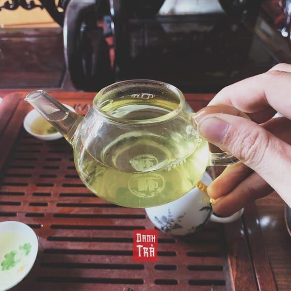 Hồng trà và lục trà: 5 điểm cơ bản để bạn dễ phân biệt 2