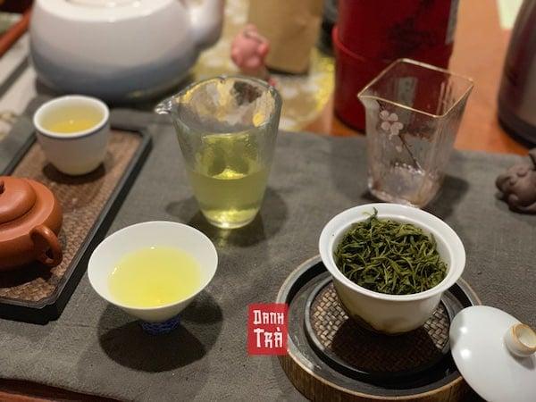 Hồng trà và lục trà: 5 điểm cơ bản để bạn dễ phân biệt 4
