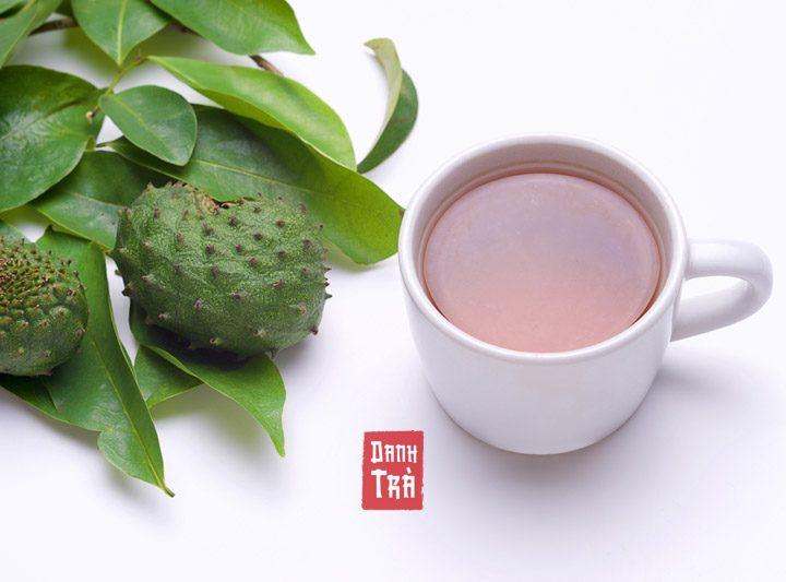 Trà Mãng Cầu: 6 tác dụng của trà mãng cầu