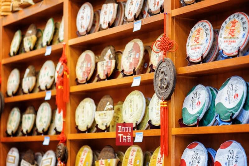Hướng dẫn bảo quản trà Phổ Nhĩ 2