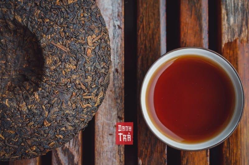 trà phổ nhĩ