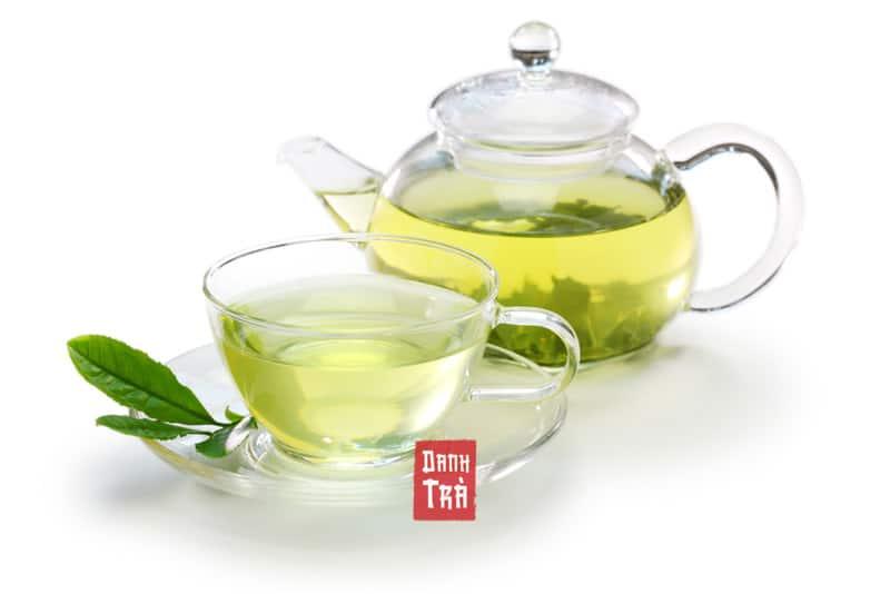 trà thái nguyên, trà xanh