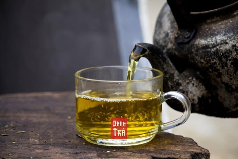 trà xanh, lục trà, trà thái nguyên, chè thái nguyên