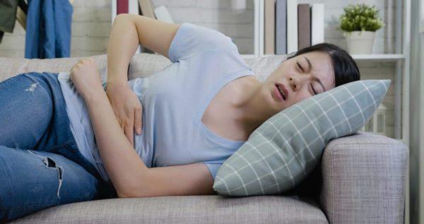 đau bụng kinh, đau bụng