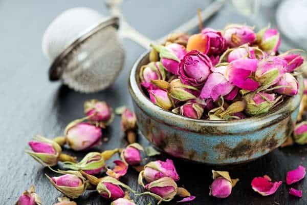 Trà hoa hồng và 5 lý do loại trà này tốt cho bạn