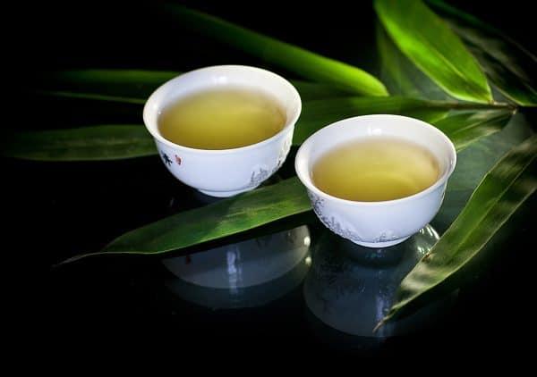 trà xanh, chè xanh, tách trà xanh