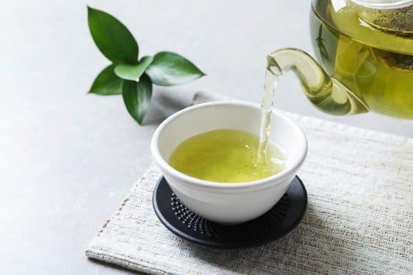 trà xanh, chè xanh, cách nấu trà xanh