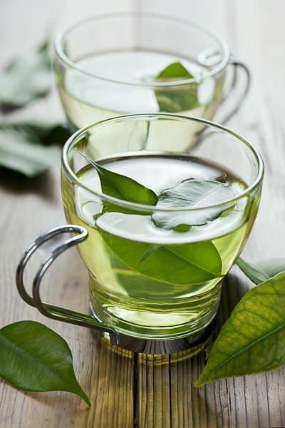 trà xanh, chè xanh, lá trà xanh