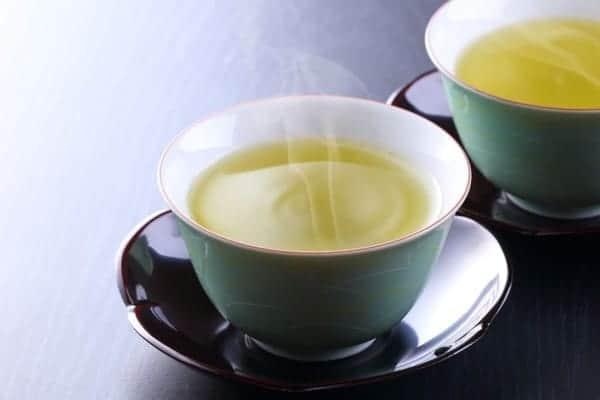 trà xanh, chè xanh, tách trà