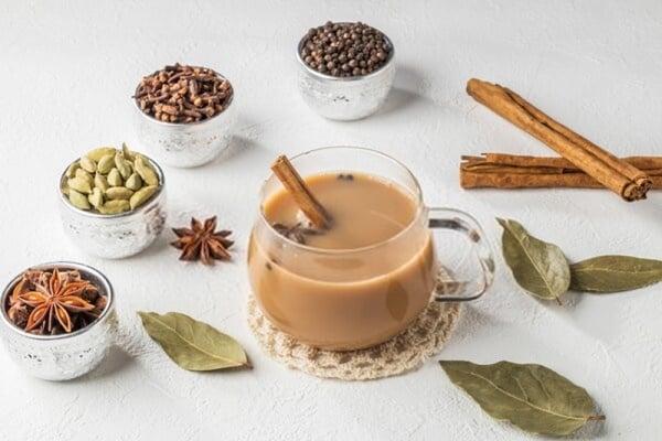 trà sữa ấn độ, masala chai